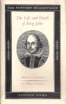shakespeare, william, edited by G.B. Harrison - the life and death of king john