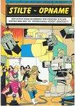 Karel van de Graaf / Jan Vervoort - Stilte - Opname. Een strip voor kinderen die precies willen weten hoe een TV-programma wordt gemaakt!