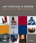 Leblanc, Claire - Art nouveau & design - sierkunst van 1830 tot Expo 58