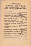 Raamacharaka, Yogi (ds1312) - Hatha Yoga, Or the Yoga Philosophy of Physical Well-being