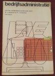 W.J. Bosboom, P. J. Heukelom - Bedrijfsadministratie, voor het praktijkdiploma boekhouden deel 2