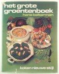 Belterman, Hans - Het grote groentenboek / koken nieuwe stijl