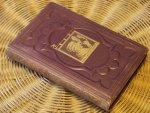 Lennep J.v./Gouw J.ter - Het boek der opschriften. Een bijdrage tot de Geschiedenis van het Nederlandsche Volksleven