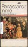 Nolthenius, H. - Renaissance in mei / druk 1