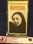 Sjaarawi, Hoeda - Haremjaren; De memoires van de Egyptische feministe / ingeleid en van commentaar voorzien door Margot Badran