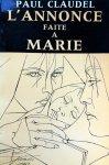 Claudel, Paul - l'Annonce faite à Marie (FRANSTALIG)