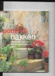 Anthony Atha - Potten & bakken: De onmisbare gids voor bijzondere bloempotten en bakken
