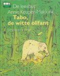 Keuper-Makkink, Annie / Haeringen, Annemarie van - De leesbus. Tabo, de witte olifant.
