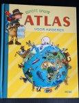 Kieft, Marion - Eerste grote atlas voor kinderen