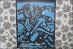 Van Holsbeek, dan. - Willy Van Parijs. aquarellen, tekeningen, etsen, schilderijen, houtsneden en beelden