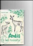 Jager, Berend - Andis het reekalfje