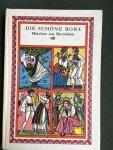 Zweier, Albrecht (Ausgewahlt und bearbeitet) and Manteanu, Val (Buchausstattung, illustrations (?)) - Die schone Rora Marchen aus Rumanien
