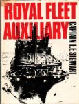 Sigwart, Captain E.E. - Royal Fleet Auxiliary (its ancestry and affiliations 1600-1968)