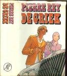 Rey  Pierre Vertaald door Jenny Tuin en Frits Lancel  Omslag Richard Sparks - Griek