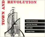 Kopp, Anatole - Town and Revolution. Soviet Architecture and City Planning, 1917-1935