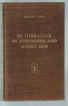 Gijsen, Marnix - De literatuur in Zuid-Nederland sedert 1830.