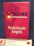 Bruggencate, K. ten - Wolters woordenboek Nederlands-Engels