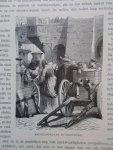 antique print (prent) - Melkhandelaar in Solothurn.