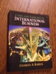 Rarick, Charles A. - International Business. Cases and Exercises