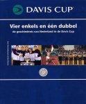 Bollerman, Theo en Ruud Paauw - Vier enkels en één dubbel. De geschiedenis van Nederland in de Davis Cup.