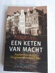 Wolthekker, Dirk (redactie) - Een keten van macht / Amsterdam en zijn burgemeesters vanaf 1850