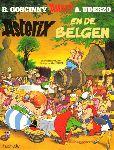 Gosginny, R. en A. Uderzo - Asterix en de Belgen, softcover, zeer goede staat