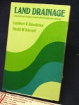 Smedema, Lambert K. - Land Drainage, planning and design of agricultural drainage systems