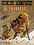 Derib - Buddy Longway, Deel 1. Chinook.