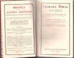 Fuster, Eloino Nácar , Colunga, Alberte O.P. , Gaetano Cicognani (ds1354) - Sagrada Biblia