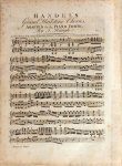 Händel, G.F.: - Handel`s grand hailstone chorus adapted for the piano forte by T. Haigh