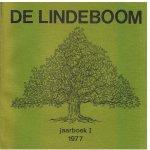 redactie J.N.T. van Albada, J.A.J, Becx - De Lindeboom - jaarboek I - 1977