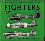 Green, William - War planes of the second world war volume two. Fighters