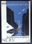 T.K. Roosjen voorwoord - Reisprogrammaboek  N.C.R.V. 1935 jubileumjaar