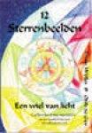 Wijfjes, T. - 12 Sterrenbeelden . Een wiel van licht, geïllustreerd met mandala's
