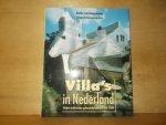 Hoogstraten, Dorine van - Villa's In Nederland onder architectuur gebouwde huizen 1900-2000