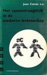 COMAS, JUAN E.A. - Het Rassenvraagstuk in de Moderne Wetenschap.
