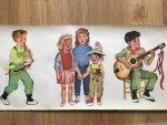 Muller, Gerda - Les Enfants Musiciens Les Grandes Frises du Pere Castor