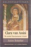 Rotzetter, A. - Clara van Assisi / druk 1 / de eerste franciscaanse vrouw