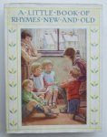 Cicely Mary Barker - A Little Book of Rhymes New and Old - Collected and illustrated by Cicely Mary Barker