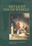 Auteur (onbekend) - Het licht der wereld (Kerststal Sint-Jan 's-Hertogenbosch - december 1997)