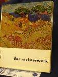 Schröder, A. (Redactie) - Das Meisterwerk, Kunstbetrachtungen in Einzelinterpretationen  / band 3