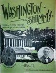 Lopes Cardoso, Maurice: - Washington shimmy. Words by Otto Zeegers