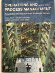 Slack, Nigel - Operations and Process Management / Principles and Practice for Strategic Impact
