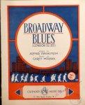 Morgan, Carey: - Broadway blues (London Blues)