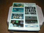 roberts, michael - THE  ILLUSTRATED  DIRECTORY  OF  THE  UNITED  STATES  AIRFORCE