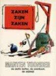 Toonder, Marten - Avonturen van Tom Poes : Zaken zijn zaken