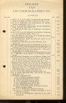Directie - Uitgaven van N.V. Van Loghum Slaterus  Arnhem 1963, 1964, 1965, 1966, 1967, 1968 en onbekend
