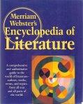 Webster Merriam - Merriam Webster's encyclopedia of literature ( ds1221)