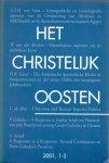 Loon, G.J.M. van e.a. (ds1233) - Het Christelijk Oosten, Tijdschrift van het instituut voor oosters christendom te Nijmegen