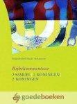 Paul, G. van den Brink, J.C. Bette (redactie), Dr. M.J. - Studiebijbel Oude Testament, deel 4  2 Samuel - 1 Koningen - 2 Koningen *nieuw* --- SBOT dl 4